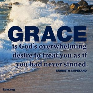 Justified by Grace